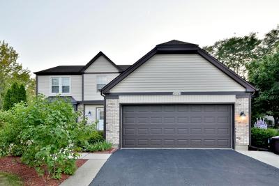 Carol Stream Single Family Home For Sale: 1300 Lance Lane