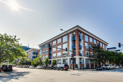 Condo/Townhouse For Sale: 1141 West Washington Boulevard #232