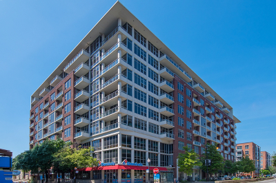 Condo/Townhouse For Sale: 901 West Madison Street #514