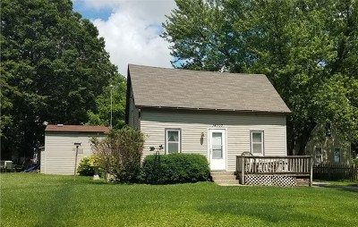 Single Family Home For Sale: 14707 Caledonia Road