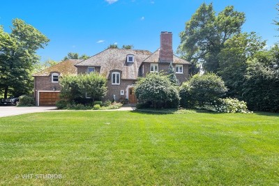 Winnetka Single Family Home For Sale: 1330 Westmoor Trail
