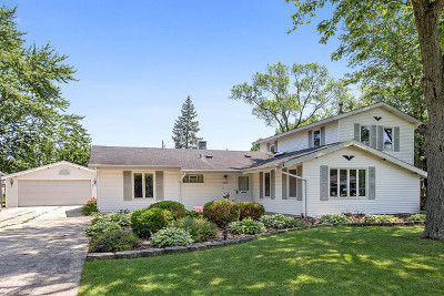 Orland Park Single Family Home Price Change: 16331 Sherwood Drive