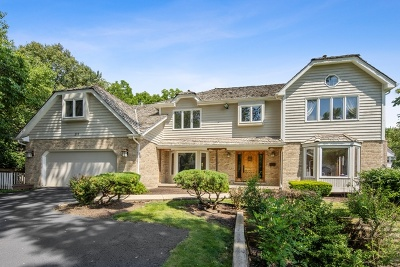 Hinsdale Single Family Home For Sale: 211 North Madison Street