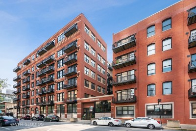 Condo/Townhouse For Sale: 226 North Clinton Street #314B