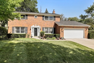 Downers Grove Single Family Home For Sale: 138 56th Street