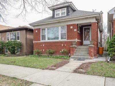 Single Family Home For Sale: 5117 North Tripp Avenue