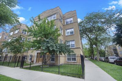 Condo/Townhouse For Sale: 4901 North Avers Avenue #3