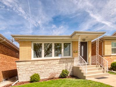 Single Family Home For Sale: 4863 North Oriole Avenue