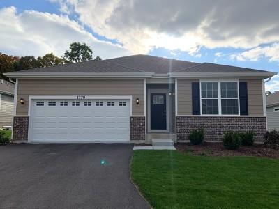 Woodstock Single Family Home For Sale: 1370 Redtail Lane