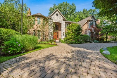 Arlington Heights Single Family Home For Sale: 618 North Scottsvale Lane