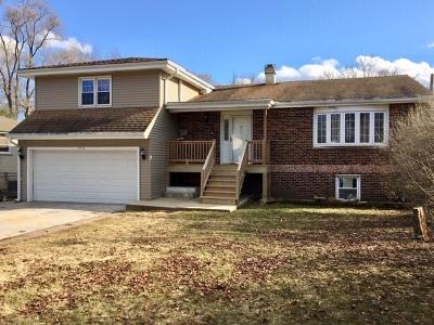 Hanover Park Single Family Home For Sale: 2175 Sycamore Avenue
