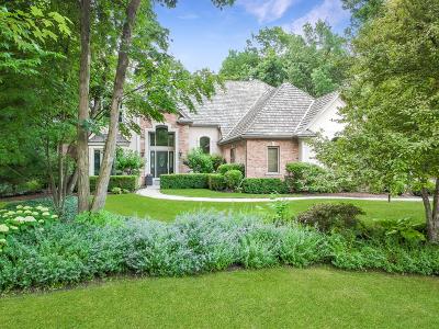 Libertyville Single Family Home For Sale: 1216 Ashbury Lane
