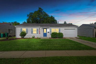 Romeoville Single Family Home Contingent: 316 Fremont Avenue
