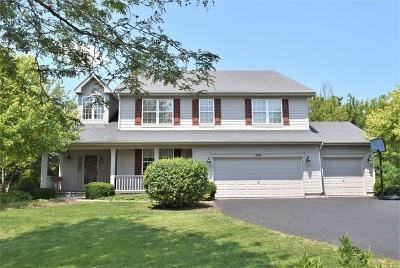Barrington Single Family Home For Sale: 208 Astoria Court