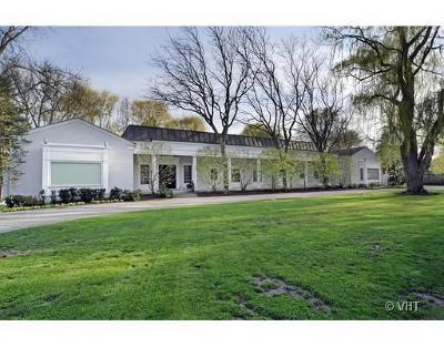 Winnetka Single Family Home For Sale: 79 Woodley Road