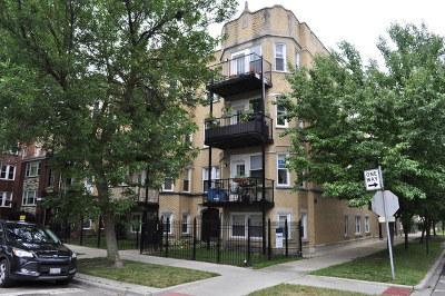 Condo/Townhouse For Sale: 2535 West Berwyn Avenue #1