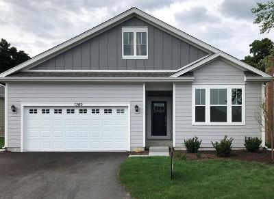 Woodstock Single Family Home For Sale: 1360 Redtail Lane
