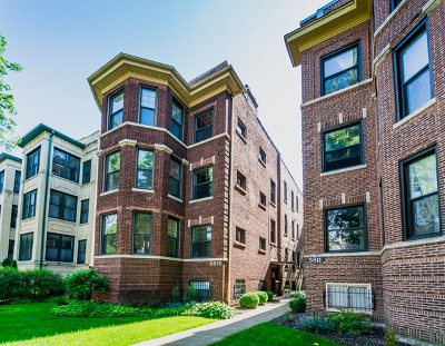 Condo/Townhouse Price Change: 5815 North Winthrop Avenue #G
