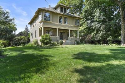 Wheaton Single Family Home For Sale: 708 South Wheaton Avenue