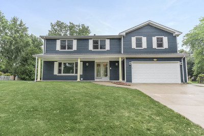 Wheaton Single Family Home For Sale: 1510 County Farm Court