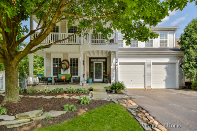 Geneva Single Family Home For Sale: 343 Diane Court