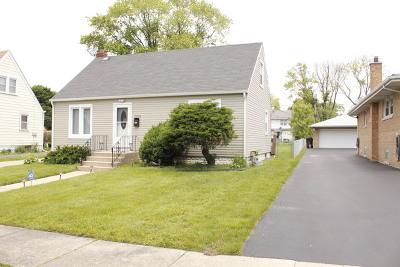 Berkeley Single Family Home Contingent: 5912 Prospect Avenue
