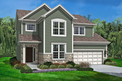 Single Family Home For Sale: Lot 1 Prairie Avenue