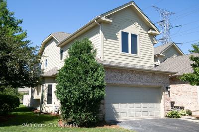 Morton Grove Condo/Townhouse For Sale: 9215 Nagle Avenue