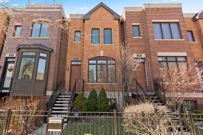 Single Family Home Price Change: 2616 North Paulina Street