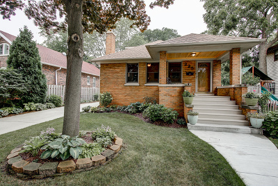 Wilmette Single Family Home For Sale: 225 16th Street