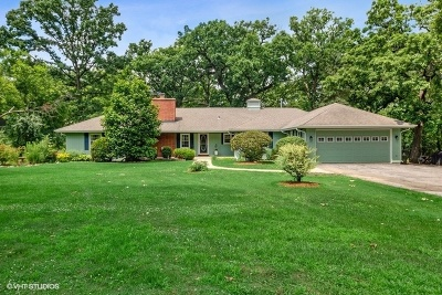 Wood Dale Single Family Home For Sale: 366 Brookhurst Lane