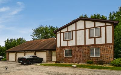 New Lenox Condo/Townhouse For Sale: 610 Crescenzo Court #B