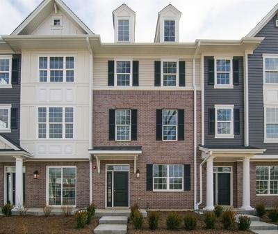 Glenview Condo/Townhouse For Sale: 1207 Parker Drive