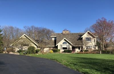 Hawthorn Woods Single Family Home For Sale: 6 Seneca Avenue