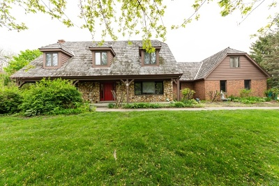 Hawthorn Woods Single Family Home For Sale: 5 Seneca Avenue West