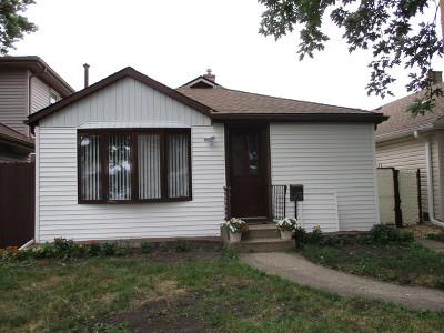 Single Family Home For Sale: 4553 North Sayre Avenue