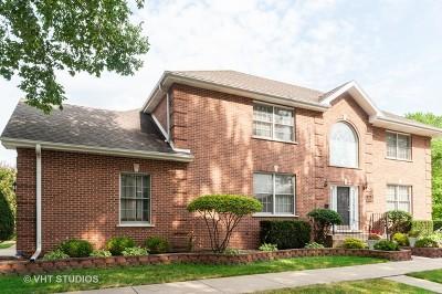 Skokie Single Family Home Price Change: 9121 Linder Avenue