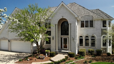 Naperville Single Family Home For Sale: 108 Settlers Drive