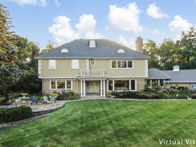 Glen Ellyn Single Family Home For Sale: 22w382 Stanton Road