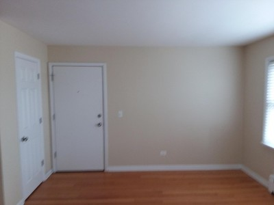 Edison Park Rental For Rent: 6560 North Harlem Avenue #3