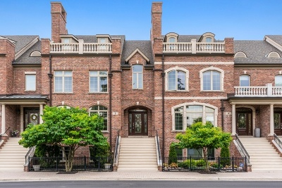 Palatine Condo/Townhouse For Sale: 4 North Smith Street