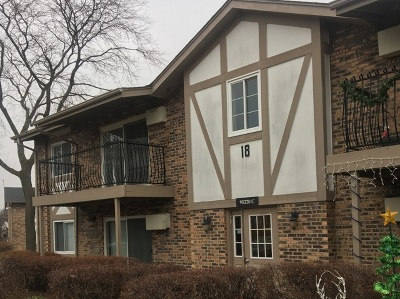Willowbrook Condo/Townhouse For Sale: 9s220 South Frontage Road #18-212
