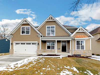 Downers Grove Single Family Home Price Change: 4431 Woodward Avenue