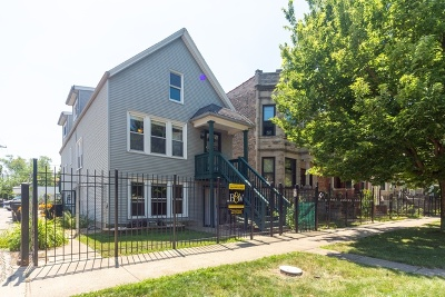 Multi Family Home For Sale: 3415 West Belden Avenue