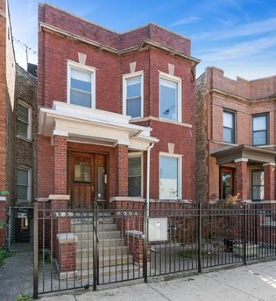 Multi Family Home For Sale: 3623 North Ashland Avenue