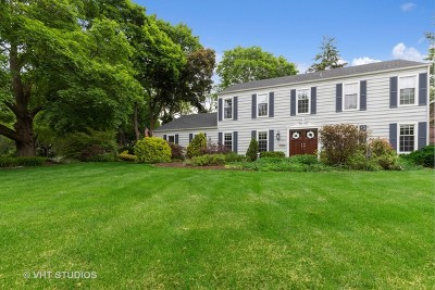 Libertyville Single Family Home For Sale: 1029 Havenwood Lane