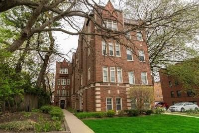 Riverside Condo/Townhouse For Sale: 72 Pine Avenue #GDN