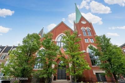 Condo/Townhouse For Sale: 3101 North Seminary Avenue #C