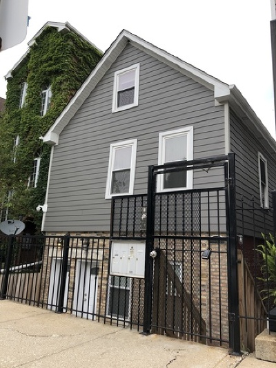 Multi Family Home For Sale: 1429 North Cleaver Street