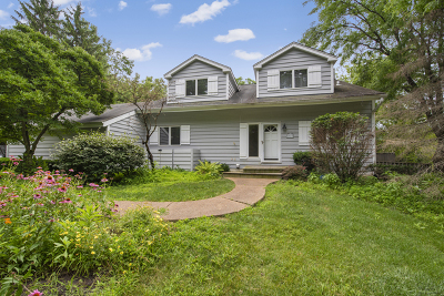 Barrington Single Family Home For Sale: 20990 North Exmoor Avenue